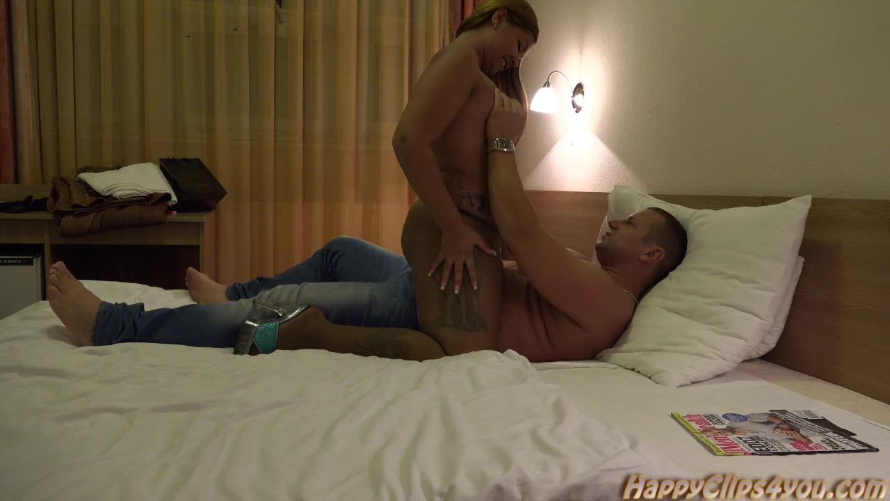 First sex tape with Jessica May