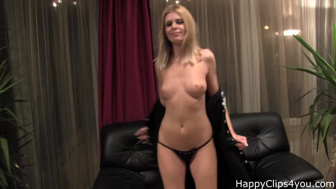 Jenna's amateur dancing and striptease